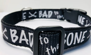 Bad to the Bone - Finn & Lucy Premium Pet Gear