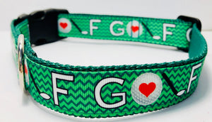 Golf Love - Finn & Lucy Premium Pet Gear