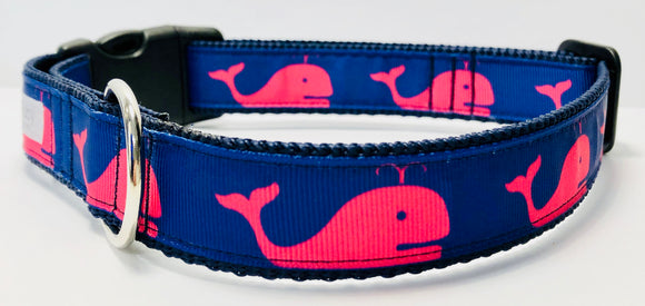 Whale of a Time - Finn & Lucy Premium Pet Gear