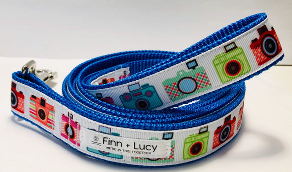 Puparazzi Leash - Finn & Lucy Premium Pet Gear