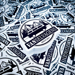 Custom Die Cut Stickers - Cut to Any Shape or Size