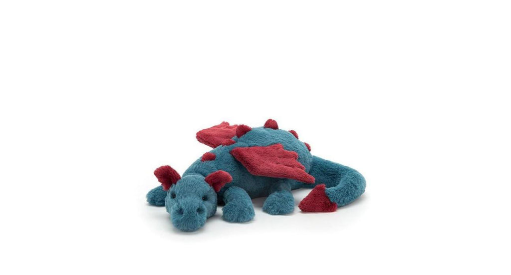 Dexter Dragon Plush