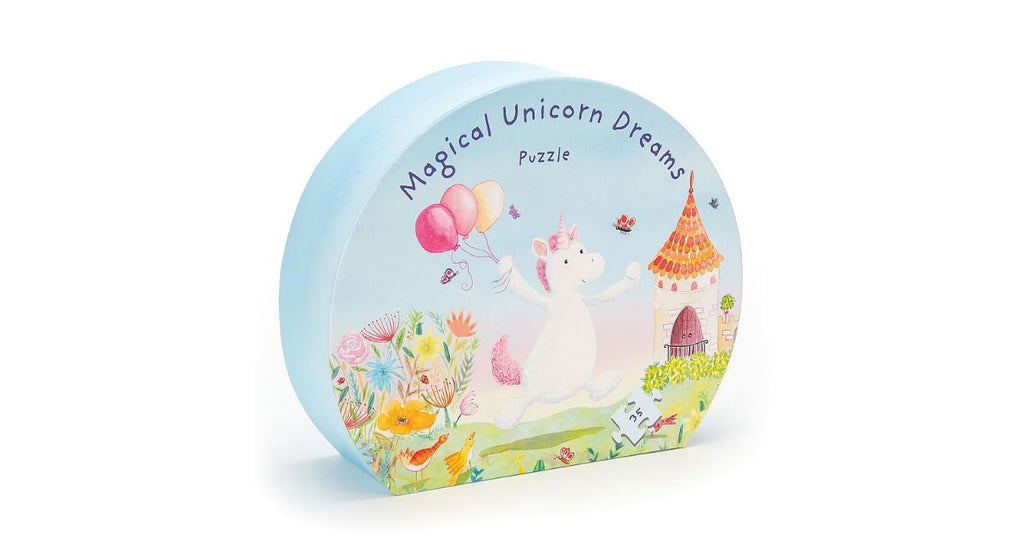 Magical Unicorn Dreams Puzzle by Jelly Cat