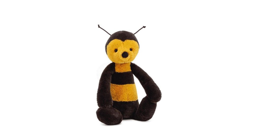 Bashful Bee Medium by Jellycat