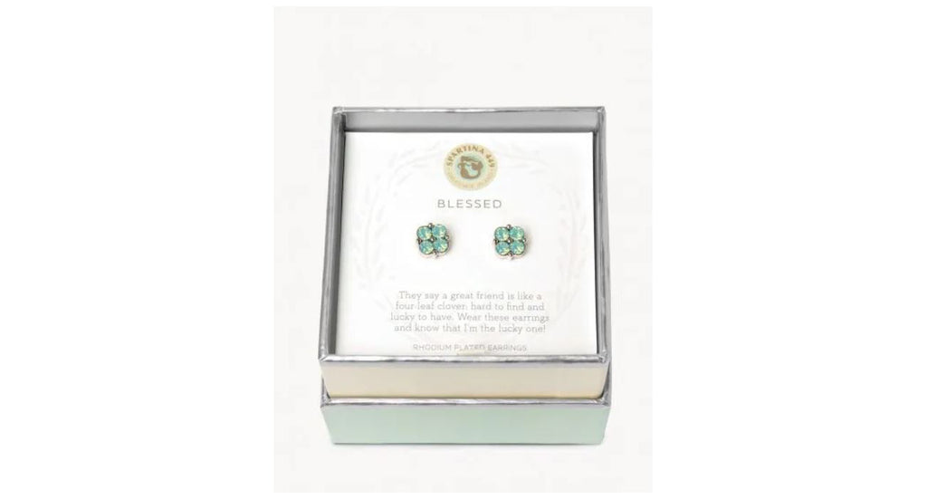 Earrings Blessed Seafoam by Spartina 449