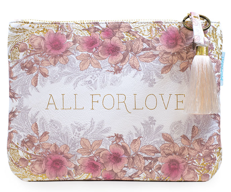 Pocket Clutch All for Love by Papaya