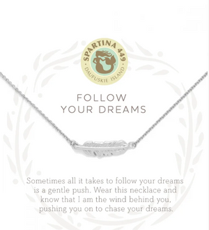 Necklace Follow Your Dreams by Spartina 449