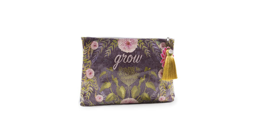 Grow Large Tassel Pouch by Papaya