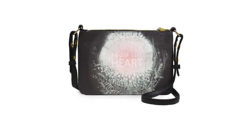 Crossbody From the Heart by Papaya