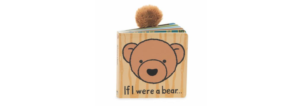 Book If I Were A Bear by Jellycat