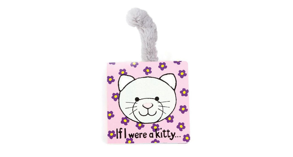 If I were a Kitty Book by Jellycat