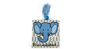 If I Were An Elephant Board Book by Jellycat