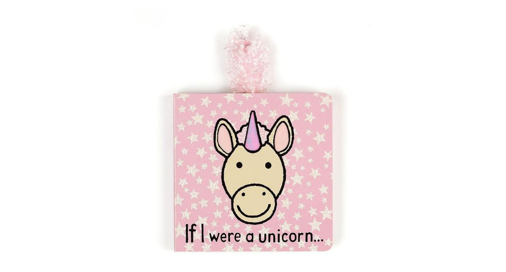 If I Were A Unicorn Book by Jellycat