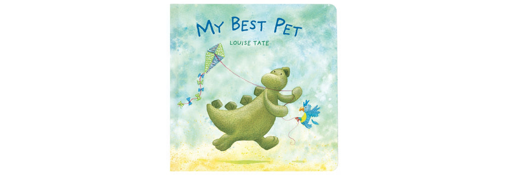 Book My Best Pet by Jelly Cat