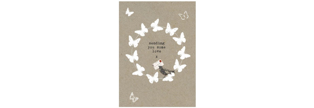 Sending Love All Occasion Greeting Card