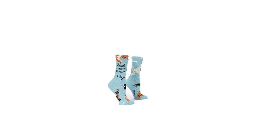 Crew Socks Dogs by Blue Q