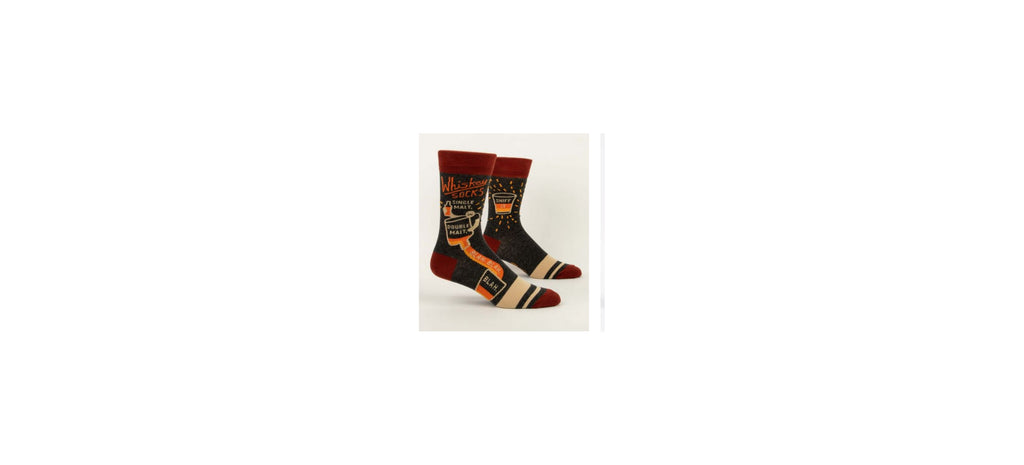 Crew Socks Whiskey by Blue Q