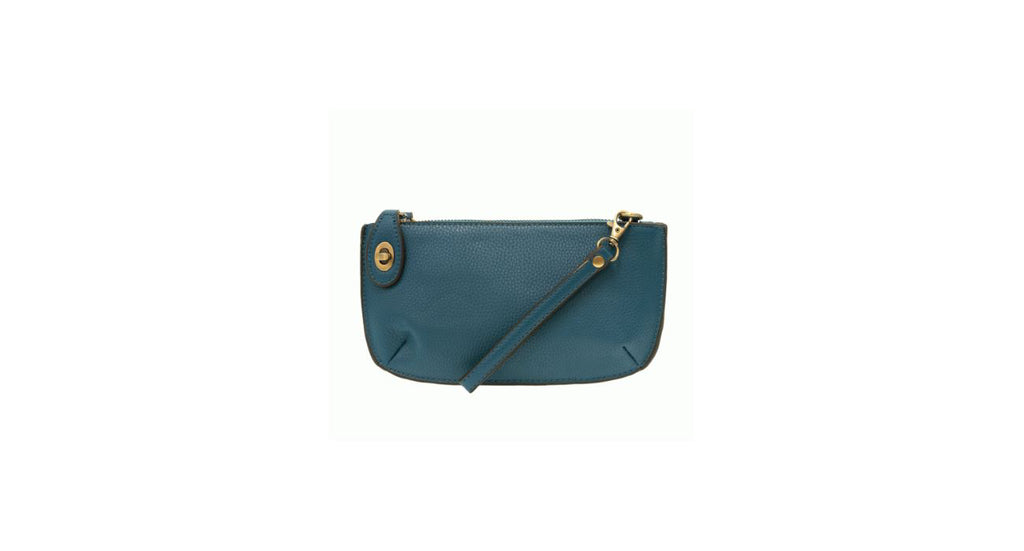 Crossbody/Wristlet Peacock by Joy Susan