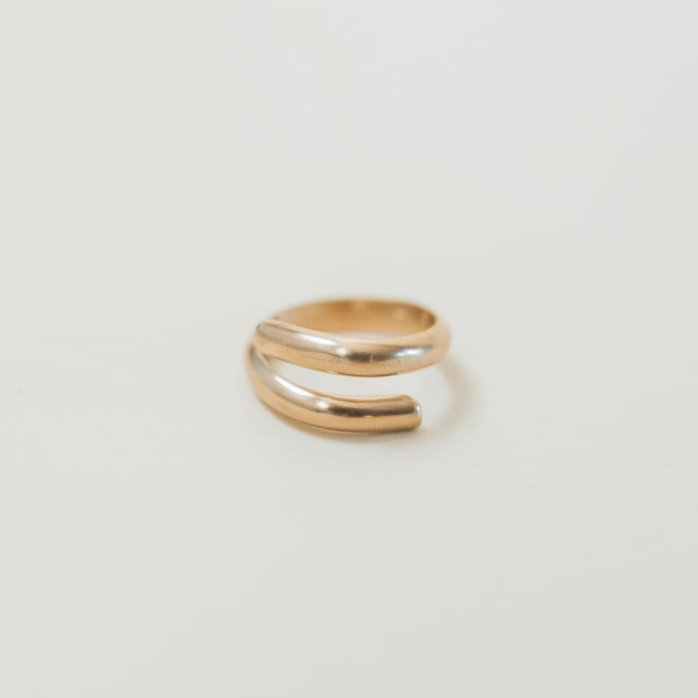 Gold Journey Ring - Women's Bangles