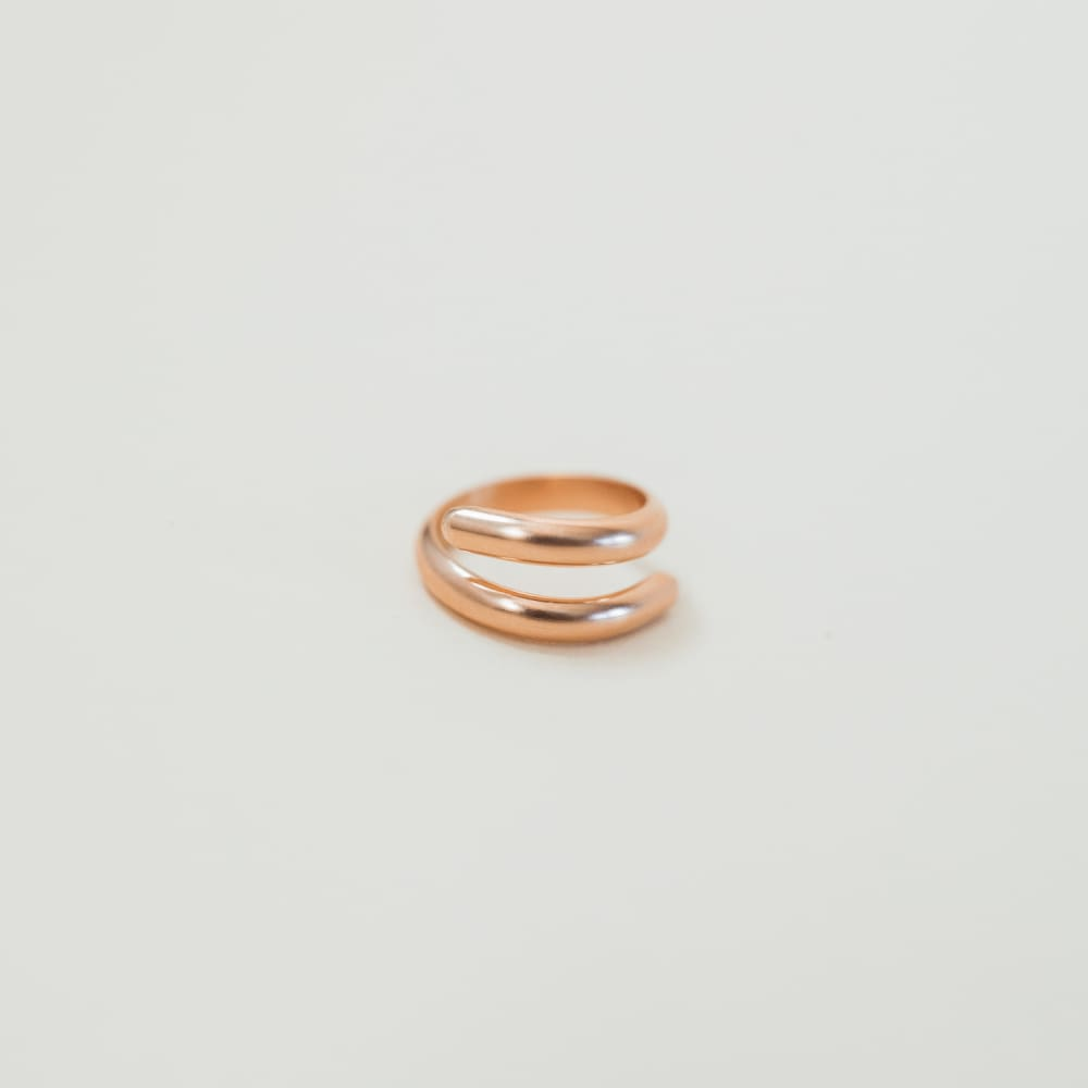 Rose Gold Journey Ring - Women's Bangles