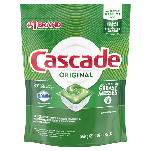 CASCADE ACTION PACS LEMON