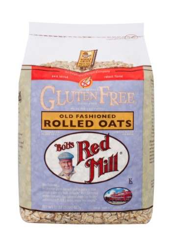 Bobs Red Mil Gluten Free Regular Rolled Oats