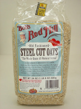 Bobs Red Mill Whole Grain Steel Cut Oats