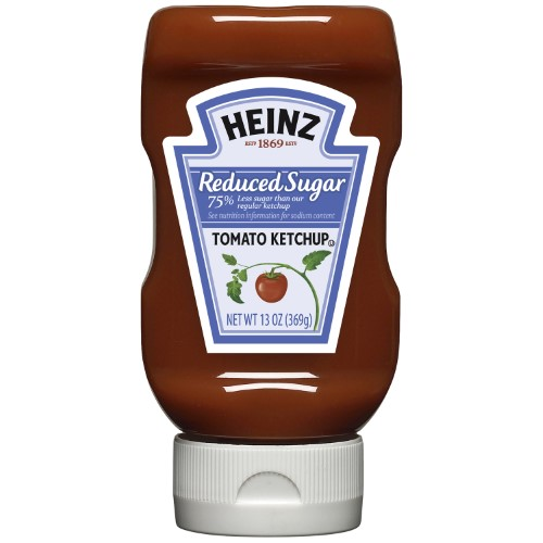 Heinz KETCHUP, REDUCED SUGAR,