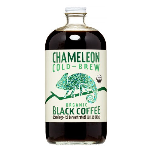 CHAMELEON COLD-BREW ORGANIC COFFEE 32 FL OZ