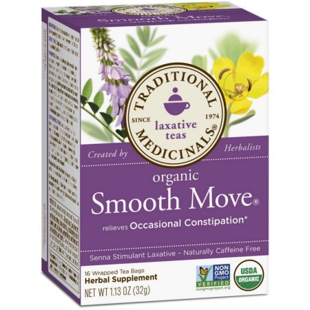 Traditional Medicinals Organic Smooth Move Herbal Tea