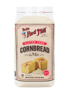 Bobs Red Mill Gluten Free Cornbread Mix