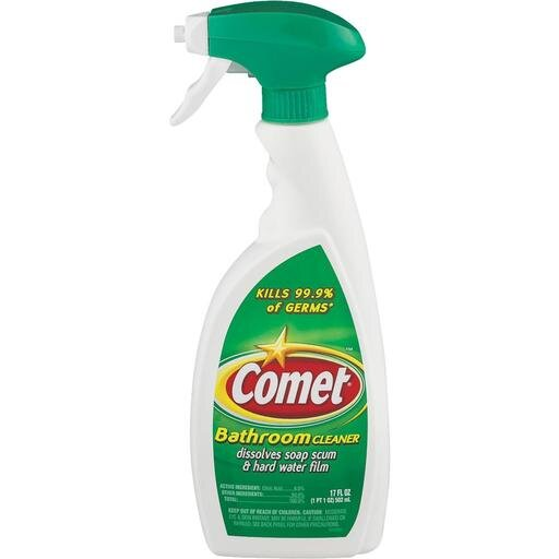 COMET BATHROOM RAY CLEANER