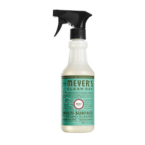MRS MEYERS CLEANER SPRAY BASIL