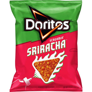 DORITOS SCREAMING SRIRACHA