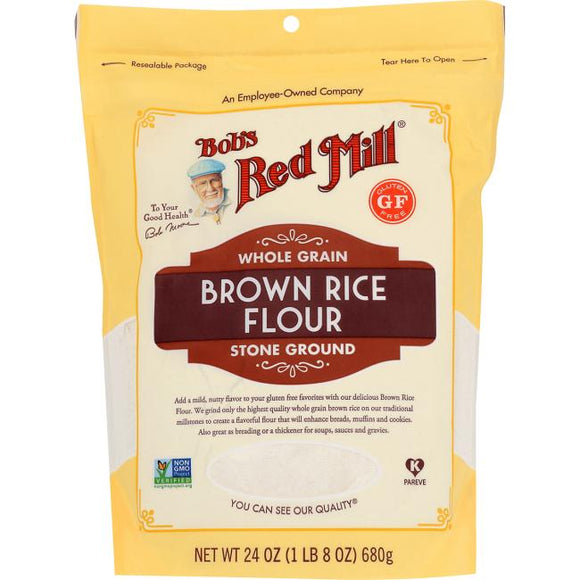 Bob's Red Mill Whole Grain Brown Rice Flour