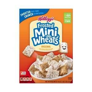 FROSTED MINI WHEAT