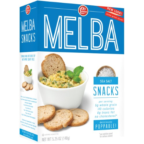 OLD LONDON MELBA SEA SALT