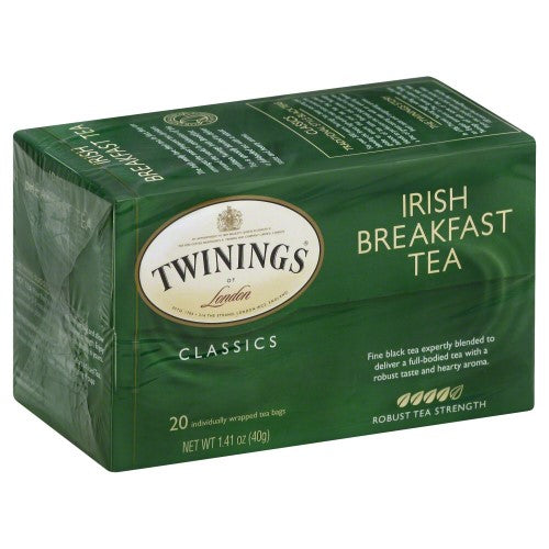 Twinings of London Irish Breakfast 100% Pure Black Tea