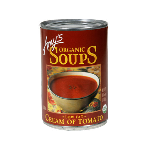 AMY'S ORGANIC SOUPS CREAM OF TOMATO