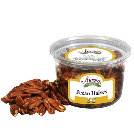 AURORA RAW PECAN HALVES