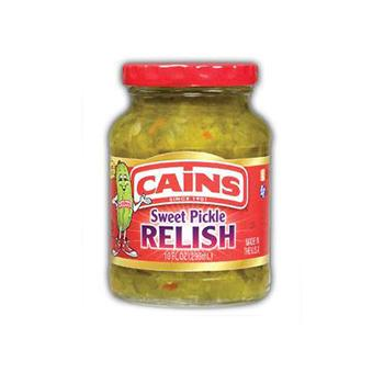 CAINS RELISH SWEET
