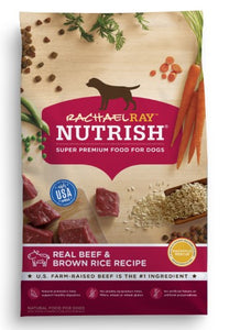 Rachael Ray Nutrish Natural Beef, Pea, & Brown Rice