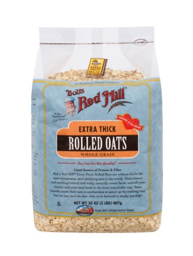 Bobs Red Mill Organic Rolled Oats