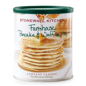 Stonewall Kitchen 16oz. Farmhouse Pancake & Waffle Mix