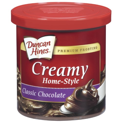 Duncan Hines Classic Chocolate Creamy Frosting