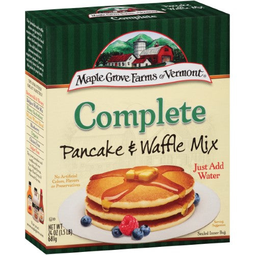 Maple Grove  Complete Pancake & Waffle Mix