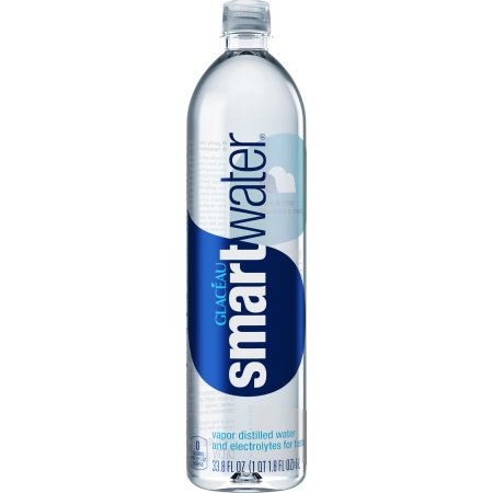 Glaceau Smartwater, 1 Liter