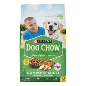 Purina complete dog chow