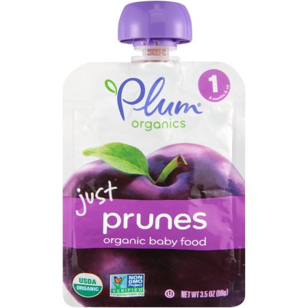 PLUM JUST PRUNES