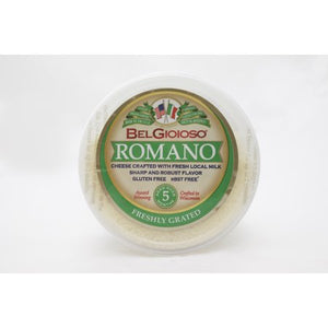 Belgioioso Grated Romano Cheese